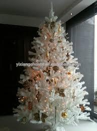 7.5 ft. Pre-Lit LED Lexington Quick Set Artificial Christmas Tree with Warm White Ft. Pre-lit Led