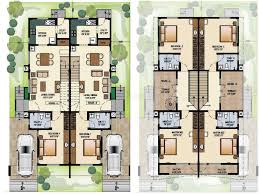 fresh inspiration duplex row house plans 10 1000 sq ft indian on remarkable