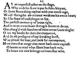 sonnet essays on shakespeare s sonnets shakespeare sonnet 23