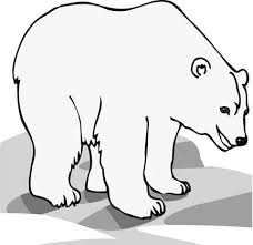 Small Picture Polar Bear Coloring Pages For Young Children Who Love To Be Creative