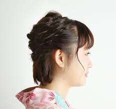 長さ別浴衣に合う髪型20選ロングやボブの可愛い簡単ヘアアレンジは