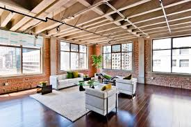 Modern Cool Loft Apartment Industrial Warehouse Loft Apartments We - Decorating loft apartments