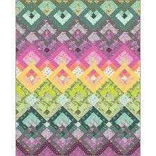 NEW Aura Quilt Kit featuring Spirit Animal by Tula Pink &  Adamdwight.com