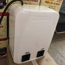 Bộ đổi nguồn 220v sang 110v 1,5KVA vitenda ổ cắm