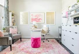 room beautifully with blush pink