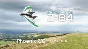 <b>Phoenix</b> R/C <b>simulator</b>: <b>Wing wing</b> Z-84 add-on creation - YouTube
