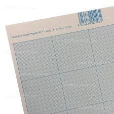 Graph Papper Graph Paper Sheet 760 X 510 1mm