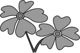 サクラソウの花のイラスト フリーイラスト素材 変な絵net