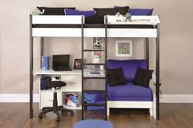 boys bedroom furniture black. Impressive Boys Bedroom Furniture Ideas Added White And Black Level High Beds With Laptop Table Also Blue Couch Cushion As Well Swivel