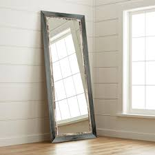 weathered harbor full length wall mirror
