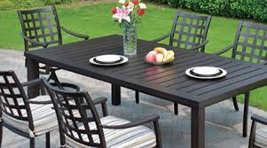 aluminum patio furniture. Exellent Aluminum Hanamint Aluminum Outdoor Patio Furniture Inside U
