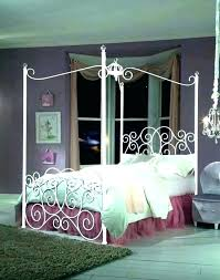 Enchanting Canopy Bed Curtains Queen Size Traditional Bedroom By ...