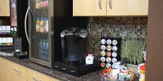 office coffee bar. Baby Nursery: Prepossessing Apartment Furniture Coffee Stations Purple Tables Foter Brenda Barfield D S Tour Our Office Bar N