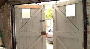 interior garage door ideas interior old barn garage doors side hinged barn doors a portfolio of
