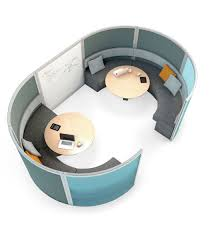 internal office pods. Orangebox Cove COL-30 Internal Office Pods W