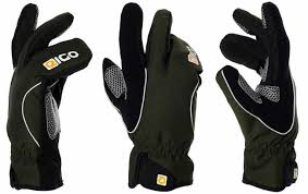 CYCLING GLOVES EIGO LOBSTER OLIVE ...