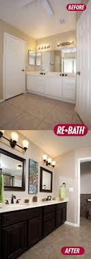 Best Images About ReBath Before  After On Pinterest - Bathroom remodel before and after pictures