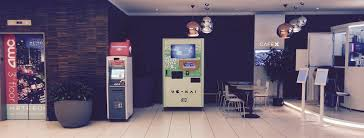 Vending Machine Restaurant Adorable YoKai Metreon Autonomous Restaurant Smart Ramen Vending Machine