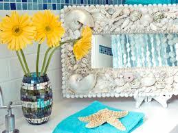 Flip Flop Bathroom Decor Seashell Bathroom Decor Ideas Pictures Tips From Hgtv Hgtv