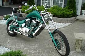 1995 custom suzuki intruder custom chopper come to the auction on