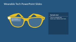 Free Wearable Technology Powerpoint Slide