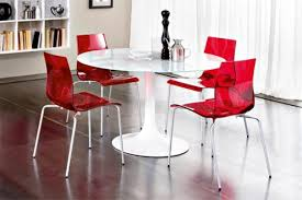 Red Dining Room Sets Red Dining Room Chairs Marceladickcom