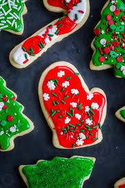 Decorating christmas cookies is our favorite holiday tradition and we have the best recipes and tips for throwing your own christmas cookie decorating party. Easy Sugar Cookies Recipe Natashaskitchen Com