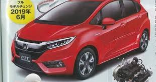 2018 honda jazz australia. Brilliant Jazz 2017  2018 Honda Fit Jazz Facelift With New 10 Liter Turbo  Hondaspy Honda Jazz Australia