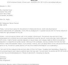 Covering Letter Waitress Major Magdalene Project Org