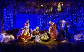 Free Christmas Nativity Scene, Computer ...