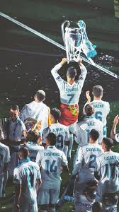 Here are only the best real madrid wallpapers. Real Madrid Champions League Wallpapers Wallpaper Cave