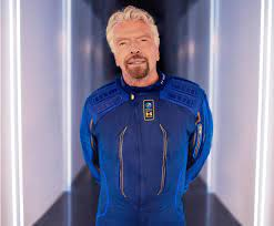 Virgin Galactic to send Richard Branson ...