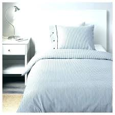 ticking stripe quilted bedding grey and white striped duvet cover blue quilt medium size of covers co