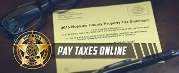 If you receive a bill, you may pay your tax due using the credit card payment option. Taxes