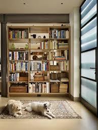Bookshelf As Room Divider Houzz Bookcase Room Dividers