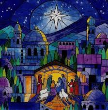 Nativity Stained Glass Quilt Pattern - The Virginia Quilter   Art ... & Nativity Stained Glass Quilt Pattern - The Virginia Quilter Adamdwight.com