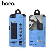 Pin Sạc Dự Phòng Hoco 15000mah Có Đèn Led Cho Iphone Samsung Xiaomi Huawei  Android