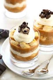banoffee pie cups