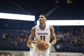 Anthony Gaines' playing time a positive for Northwestern men's ...