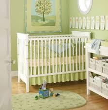 mint green nursery rug