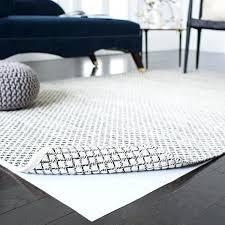 rug pad carpet to carpet area rug pad rug gripper pad for carpet