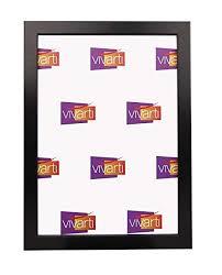 thin matt black picture frame a4 certificate size 21 x 29 7cm