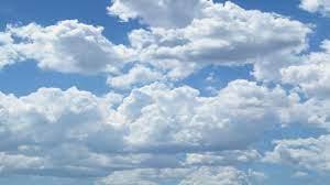 Aesthetic Clouds Desktop Wallpaper ...