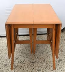Maple Heywood Wakefield DropLeaf Dining Table S SATURDAY - Leaf dining room table