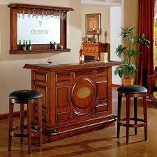 Guinness Raised Panel Bar Set ECI Furniture