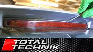 Audi A6 Estate Third Brake Light Removal How To Remove High Level Brake Light Avant Audi A6 S6 Rs6 C5 Total Technik