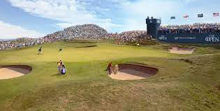 Open Golf 2021 Accommodation