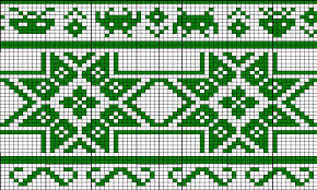 patterns to draw on graph paper how to design your own colourwork pattern loveknitting blog