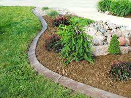 Image Of Flower Beds Edging Ideas Garden For All Home And Decor