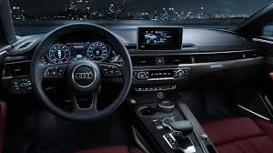 audi a5 2015 interior. Interesting Audi Allnew Audi A5 Coup Interior With 2015 Interior